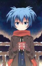 Serenity Nagisa x Male reader by mysteryious0804