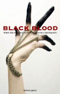 Black blood cover