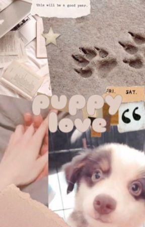 Puppy Love  by tozierstuff