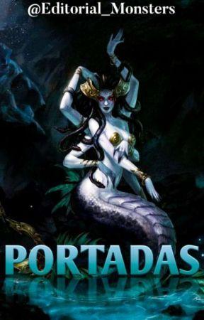 Portadas by Editorial_Monsters