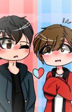 Bryrio (Bryan x Mario) oneshots || Fanart by Misty_Kai