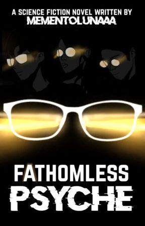 Fathomless Psyche by mementolunaaa
