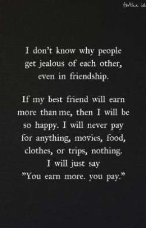 The Fake Friend by AaliyahaMorgan7