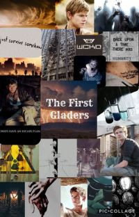 The First Gladers; Into the Scorch cover