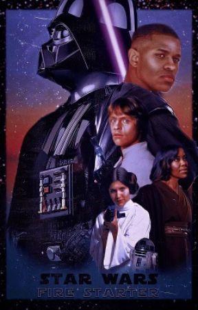 FIRE STARTER ⎯ Luke Skywalker. (COMING SOON) by vaderology