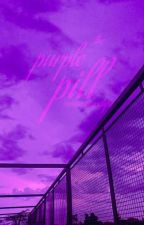 the purple pill || individual roleplay by MagentaEscape