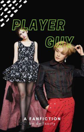 [✓] Player Guy   Haechan . Somi by dellscity