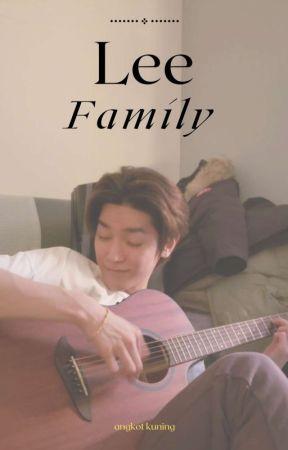 Lee Family  by angkotkuning