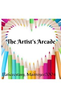 The Artists' Arcade. cover