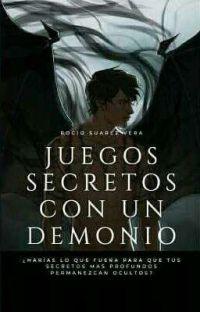 Juegos Secretos Con Un Demonio cover