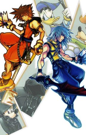 Kingdom Hearts Re: Chain of Memories by Alexaslowell