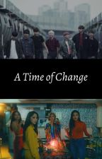 A Time of Change (BTS X MAMAMOO AU) by justsomestories2024