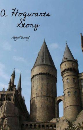 A hogwarts story by AbigailWhite1