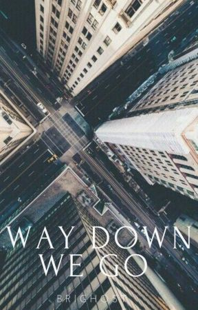 Way Down We Go | Martin Riggs by BriGhost