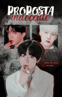 PROPOSTA INDECENTE | taeyoonseok cover