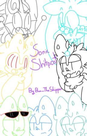 Sonic shitpost ._. by Bun_TheShipper