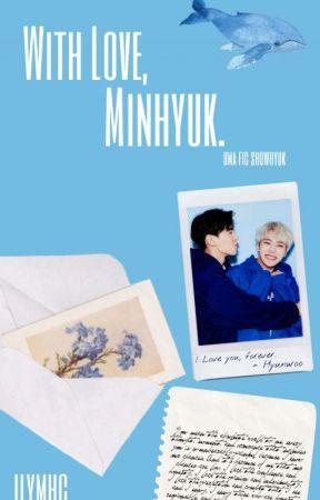 With love, Minhyuk. - Showhyuk by ilymhc
