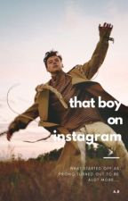 that boy on instagram (l.s) by bandito1012