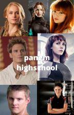 panem high school by clato1224