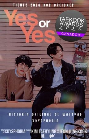 Yes or Yes ➥  KookTae  +18 ۵ by xdysphoria