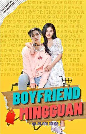 Boyfriend Mingguan │Park Seonghwa by ten-minutes