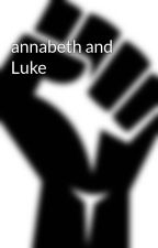 annabeth and Luke by Boogerface3598766