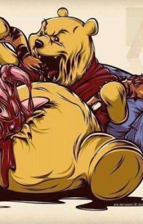 Winnie the Pooh, The Killer Bear by thenutcraker500