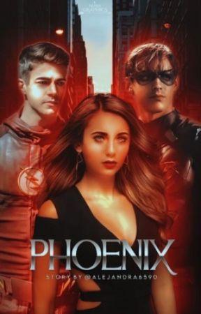 𝐏𝐇𝐎𝐄𝐍𝐈𝐗| The flash X Titans by alejandra6590