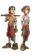 Rose, Robin and Sparrow, A Fable 2 fanfic by The-Real-Tvgamer