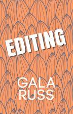 Editing Journey by GalaRu57