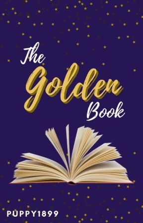 The Golden Book by Puppy1899