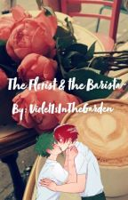 The Florist & the Barista~ by VioletIsInTheGarden