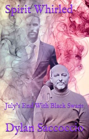 Spirit Whirled: July's End with Black Swans by GreatTide