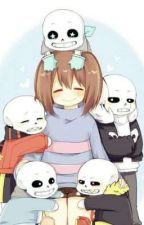 AU Sans x Reader Oneshots {Ongoing!} by MorningSweets
