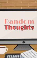 Poetry: Random Thoughts by Ayvooon