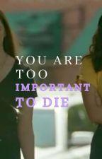 You are too important to die ( Hosie ) by Nox051