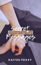 Secret Message   Haechan  by kaitoufoxxy