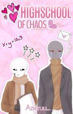Highschool Of Chaos (ErrorxInk) by Azieruu_