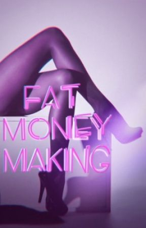 fat money making   womanxwoman by colourfulwriting