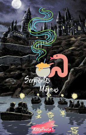 Serpientes Mágicas by KittyPasta1