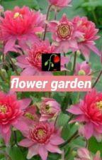 flower garden by oofspooky