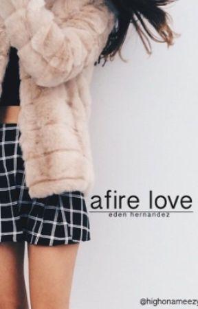 Afire Love by versacejoel