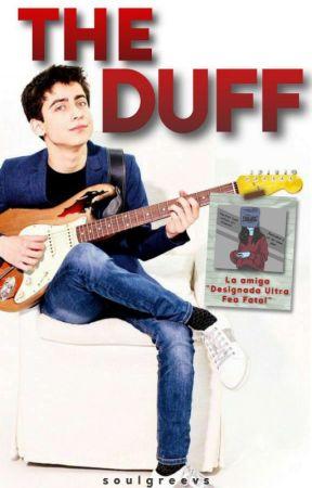 The DUFF ||Aidan G.|| ✔ by SoulGreevs