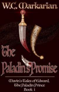 Mavin's Illustrated Tales of Edward the Paladin Prince cover