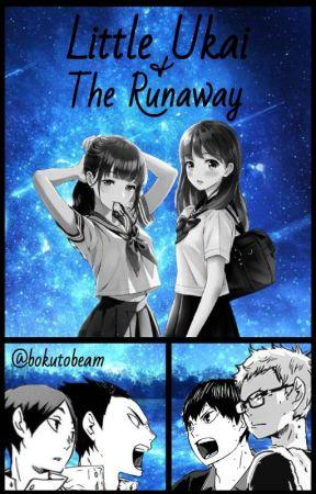 Karasuno's Mangers: Little Ukai and The Runaway by Bokutobeam