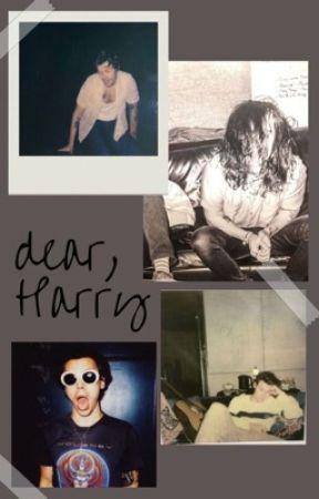 Dear Harry {H.S} A.U by harryedwardstyle94
