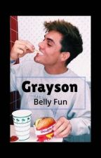 Grayson's Belly Fun by YvieJames428