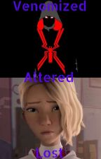 [ON HOLD] Venomized. Altered. Lost. - Gwen Stacy X Male reader  by DarkotheMapper