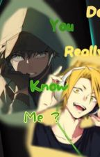 Do You Really Know Me ? ( MPD deku AU ) by wflooo