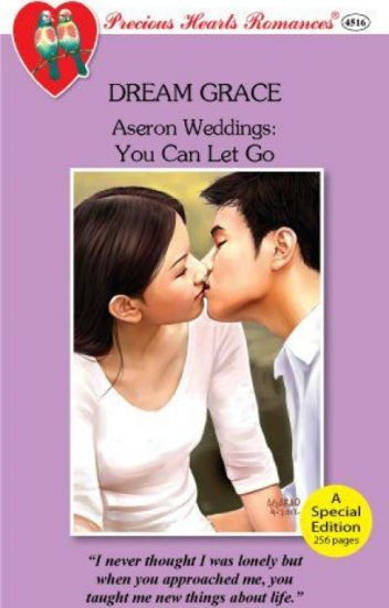 ASERON WEDDINGS-YOU CAN LET GO